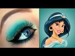 Trucco principesse Disney per bambine_Jasmine