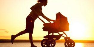 Dimagrire dopo il parto: come vestirsi per camminare