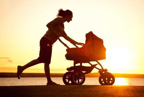 camminare per dimagrire dopo il parto