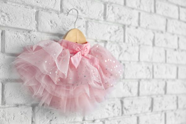 costume di Carnevale con gonna di tulle