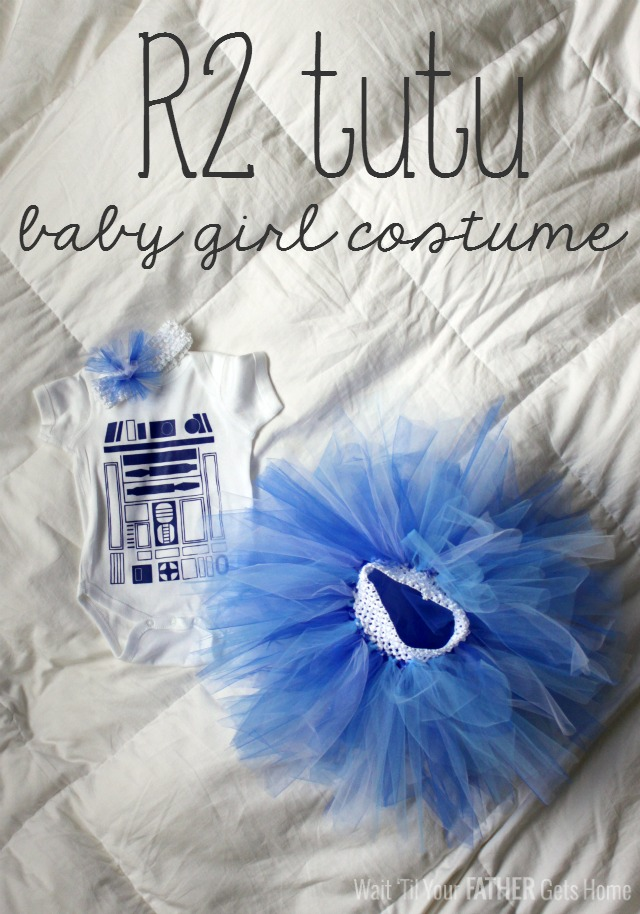 costume di Carnevale con gonna di tulle star wars
