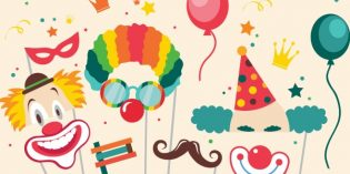 Maschere di Carnevale facili e veloci da realizzare con i bambini