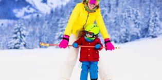 A che età iniziare a sciare e come organizzarsi? I consigli di un papà ortopedico sciatore