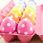 Lavoretti di Pasqua facili e con materiale riciclato
