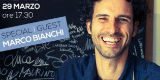 Marco Bianchi in OVS a Milano il 29 marzo