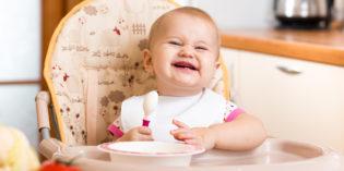 Svezzamento e uovo: quando e come introdurlo?