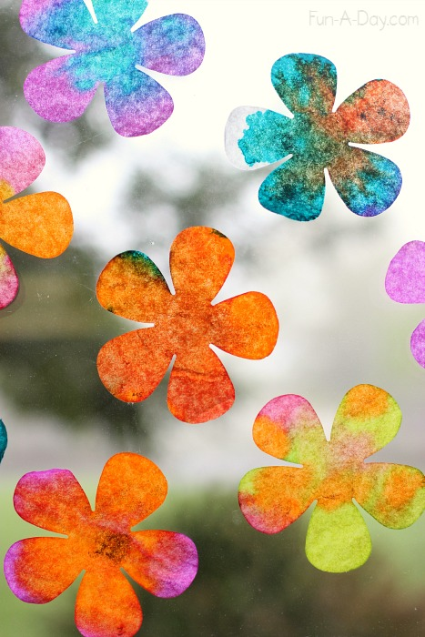 Addobbi di primavera per bambini ideali per decorare le - La casa con le finestre che ridono ...