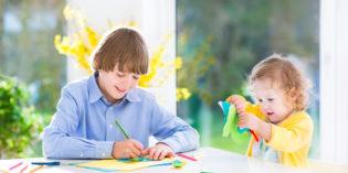Addobbi di primavera per bambini ideali per decorare casa e aule