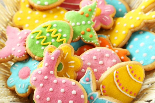 Decorazioni di pasqua in pasta di zucchero da fare con i - Decorazioni per pasqua ...