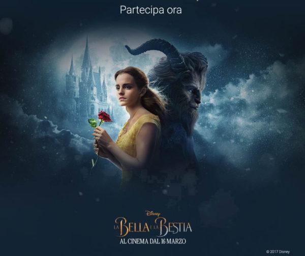 copertina film La Bella e la Bestia_concorso HomeAway