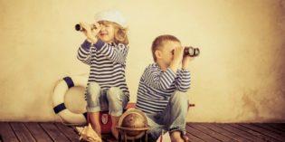 Che fare se i bambini si ammalano in vacanza?