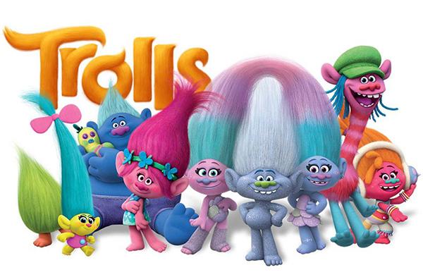 Torte dei Trolls_personaggi film