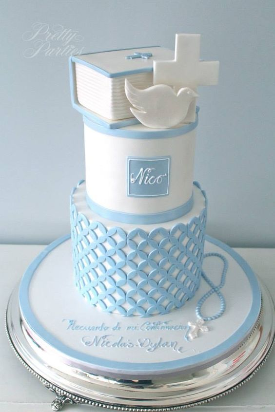 spesso 10 idee per torte cresima spettacolari : Blogmamma.it BV35