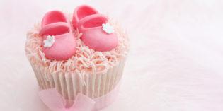 Come fare le scarpine da neonato in pasta di zucchero per torte battesimo