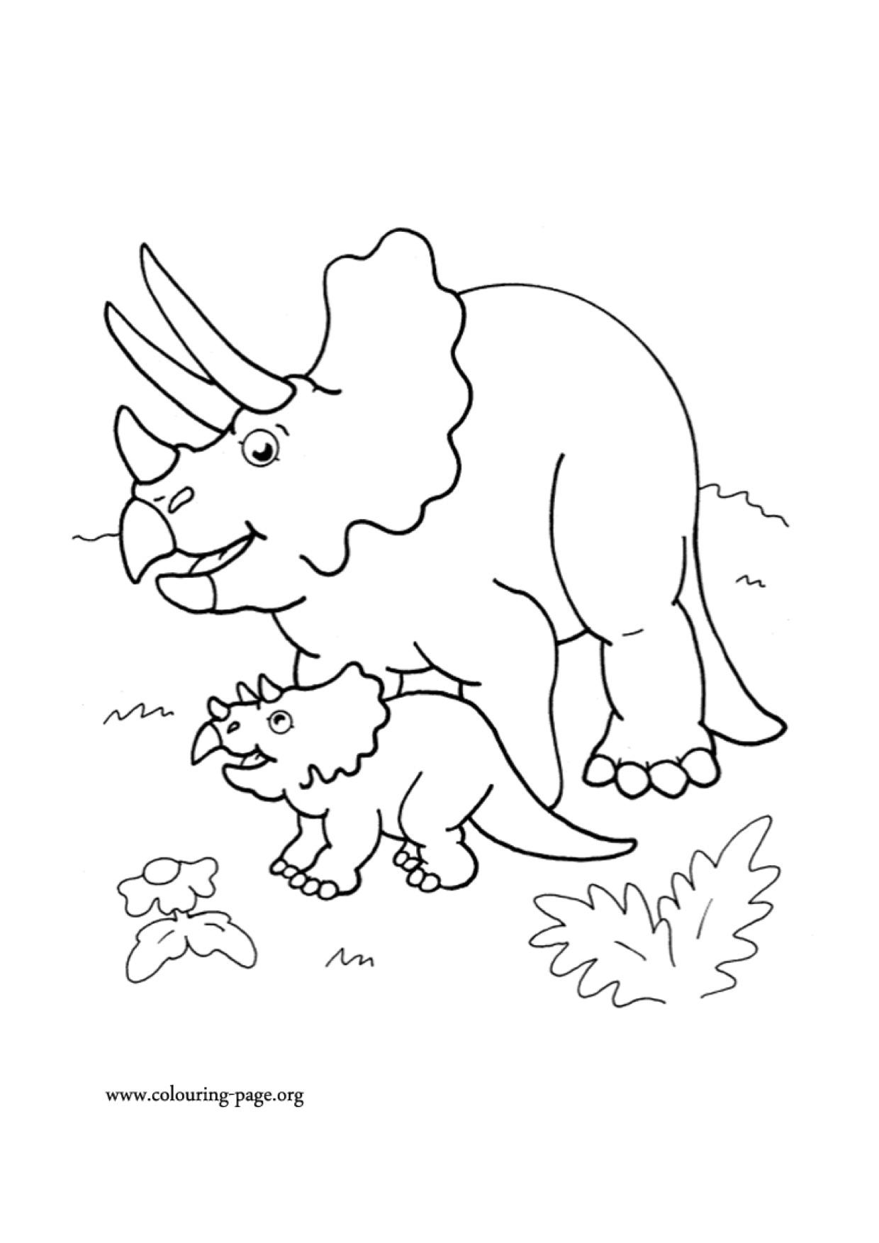 Ispirazione Disegni Per Bambini Di 9 Anni Da Colorare Dinosauri