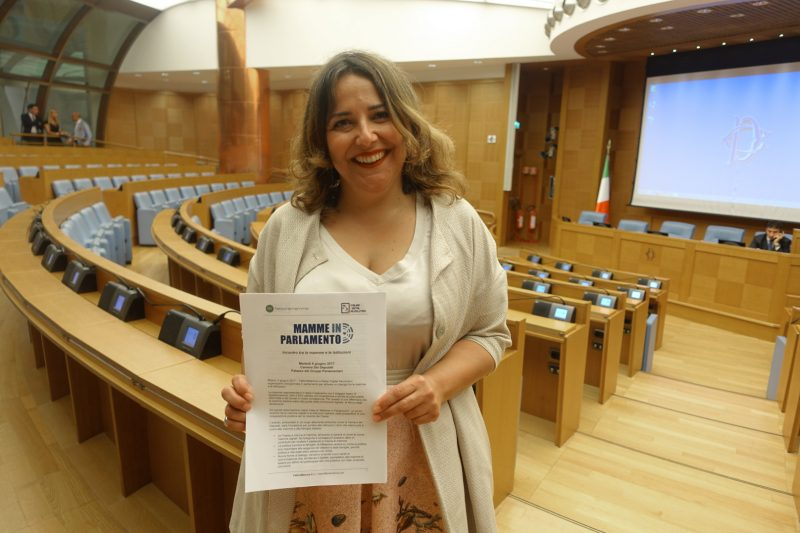 Mamme in parlamento