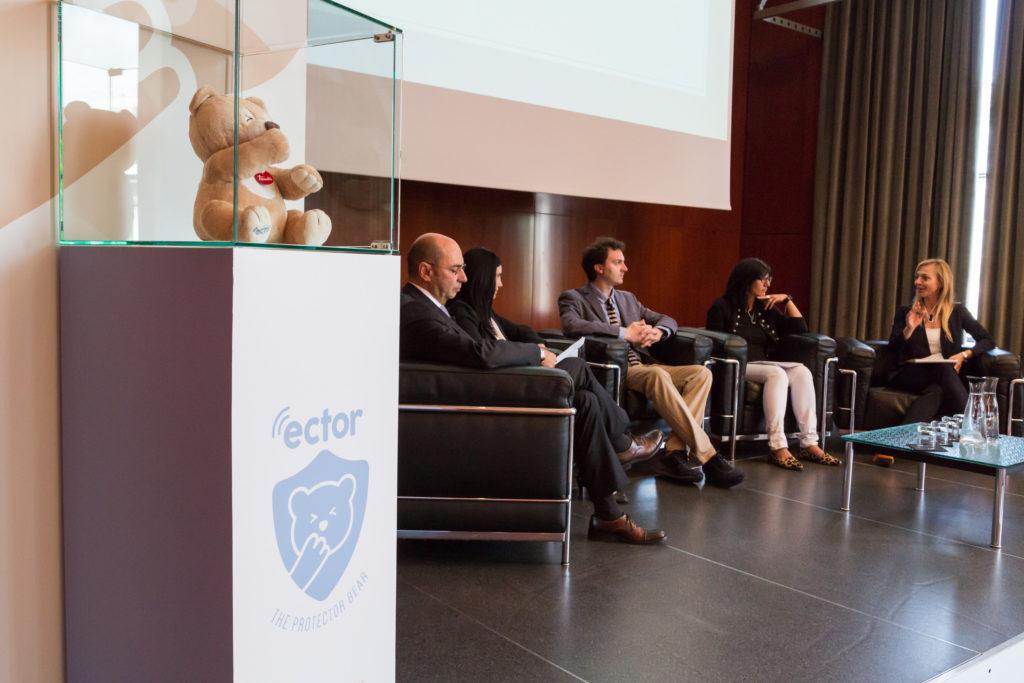 conferenza stampa presentazione Ector contro il fumo passivo