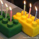 Torte di compleanno per gemelli maschi Lego