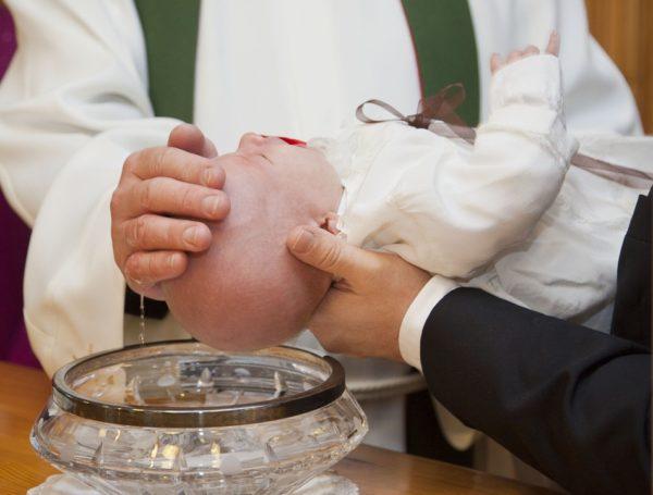 frasi per Battesimo