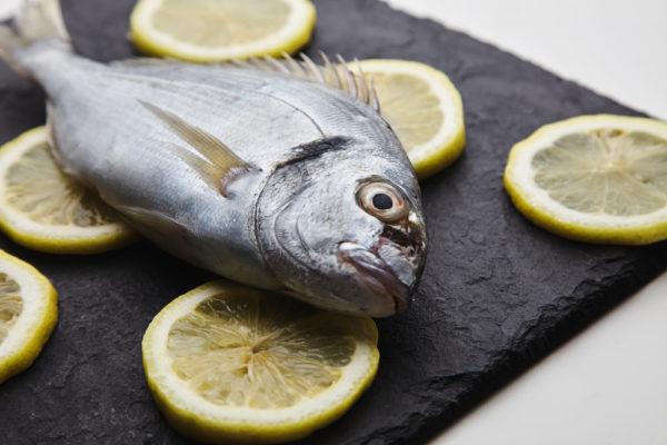 pesce per svezzamento bambini