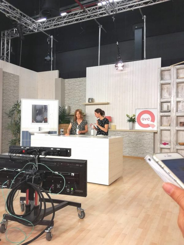Gloriana Gambini in QVC