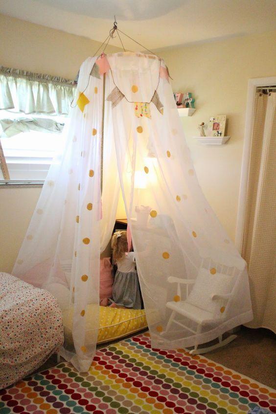 Come fare una tenda per pigiama party facile