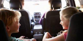Come prevenire il mal d'auto nei bambini?