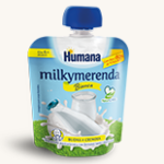 Milkymerenda humana _ merenda bambini piccoli