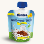 Milkymerenda humana cacao_ merenda bambini piccoli