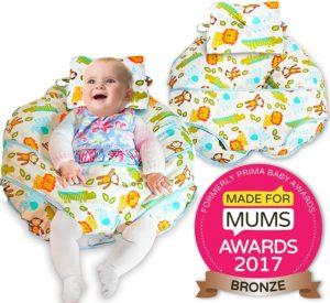 Regali nascita sotto i 30 euro _ cuscino allattamento e per neonato