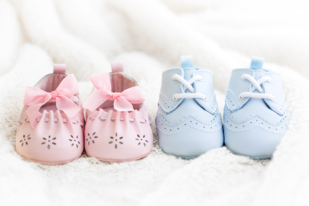 regali nascita sotto i 30 euro - scarpine neonato