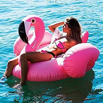Fenicottero rosa mania oggetti e accessori per le vacanze for Grosse piscine gonflable