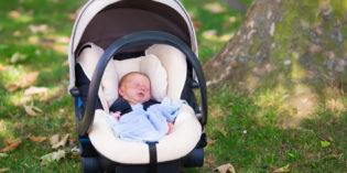 Fino a quando tenere il neonato nell'ovetto?