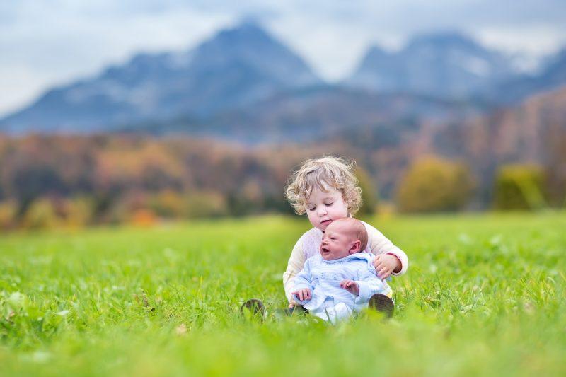 neonati in montagna a quale altitudine