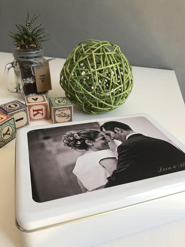 Memory Box _ regali per anniversario Photosi