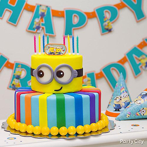 Amato 8 torte dei Minions spettacolari per feste di compleanno  WW68