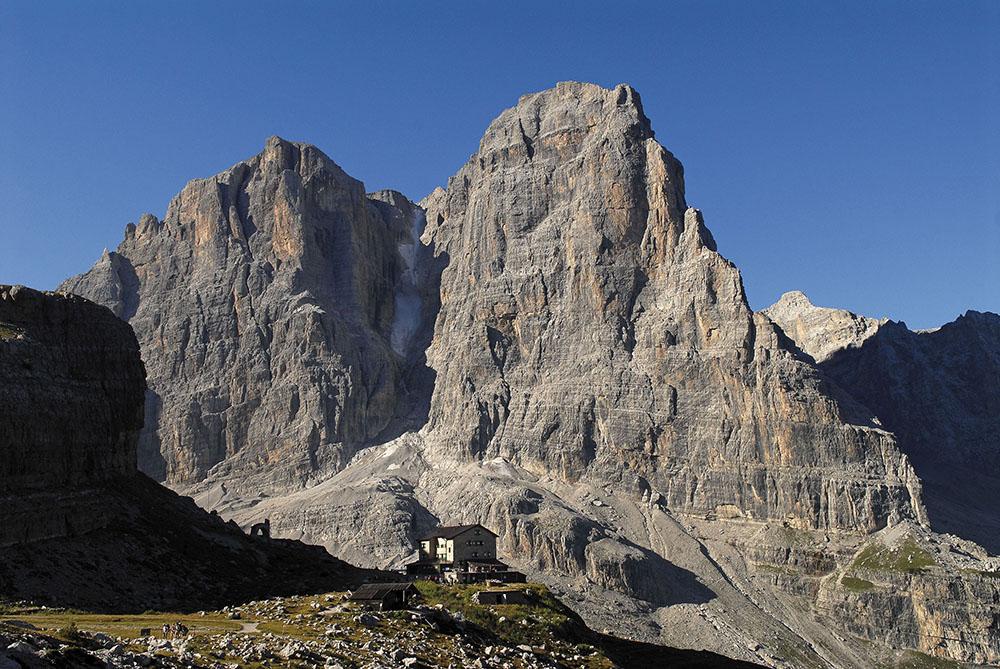 Vacanze in Trentino con la famiglia_ Dolomiti di Brenta - Rifugio Alimonta - Fototeca Trentino Sviluppo S.p.A. - FOTO DI Daniele Lira