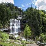 Vacanze in Trentino con la famiglia_ Madonna di Campiglio - Val Rendena - Cascate Vallesinella - Fototeca Trentino Sviluppo S.p.A. - FOTO DI Paolo Bisti - Luconi
