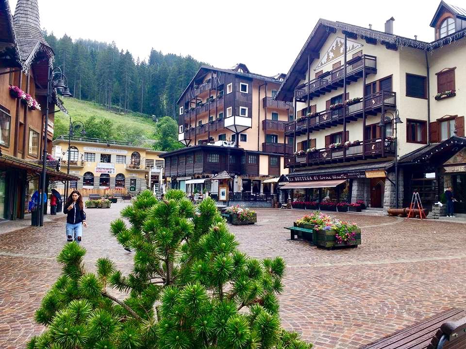vacanza in Trentino con i bambini _ Piazzetta Madonna di Campiglio