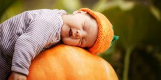 Svezzamento e zucca: 5 ricette facili per il bebé