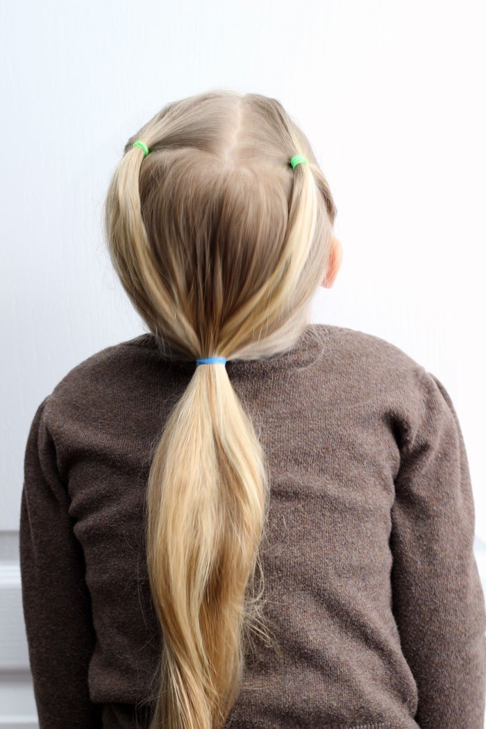 Cinque Acconciature Per Bambine Facili E Veloci Per La Scuola
