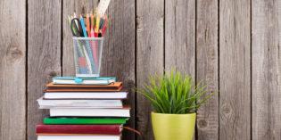 Come rivestire i libri scolastici?