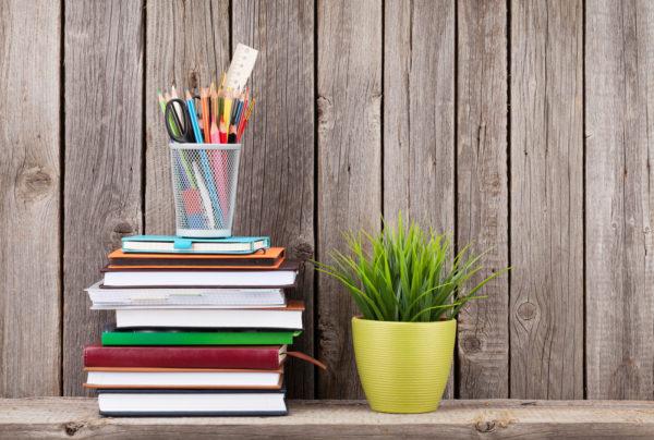 come rivestire libri scolastici