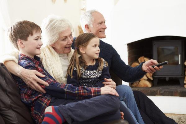 film da vedere per la festa dei nonni