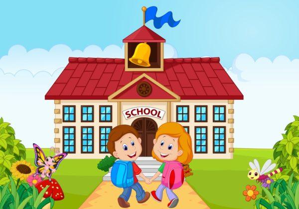 filastrocche primo giorno di scuola