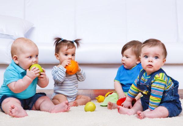bambini che fanni inserimento asilo nido