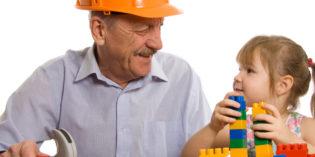 Cinque cambiamenti che i tuoi genitori subiscono quando diventano nonni
