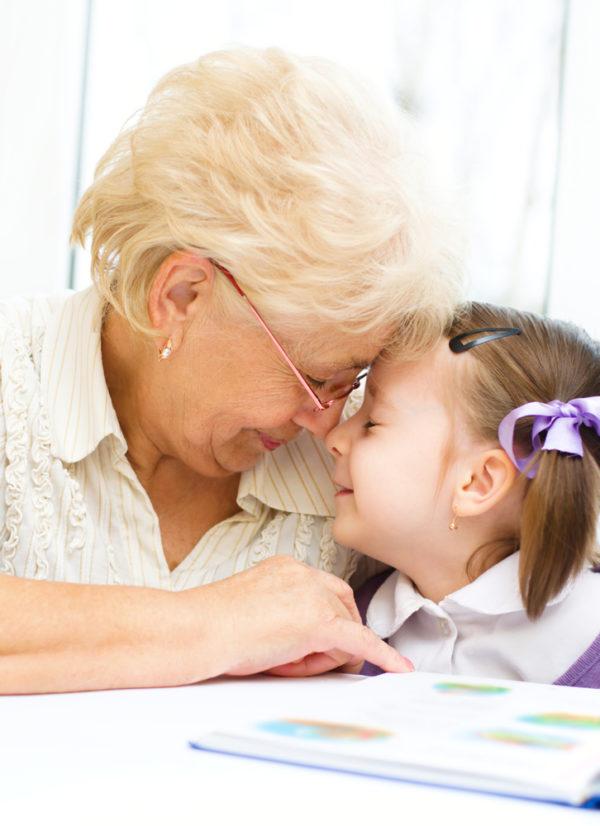 amore tra nonni e nipoti