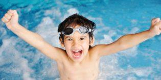 Come proteggere i bambini dai funghi in piscina?