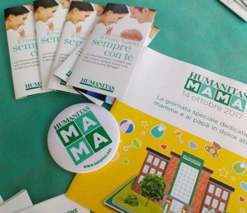 HumanitasMAMA _ materiale informativo